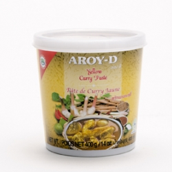 Aroyd Curry Paste Yellow 400g