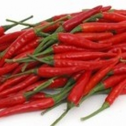 Thai Import chilli small red 100g