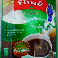 Fitne Coffee White Kidney Bean 10x15g