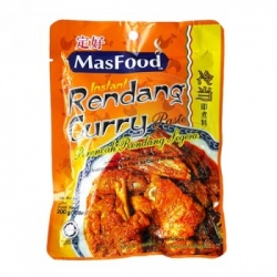 Mas Foods Curry Paste Rendang 200g