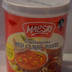 Maesri Curry Paste Red 400g