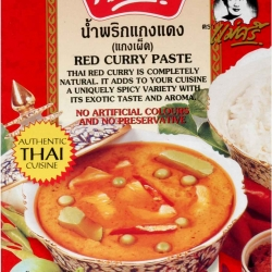 Maesri Curry Paste Red 100g