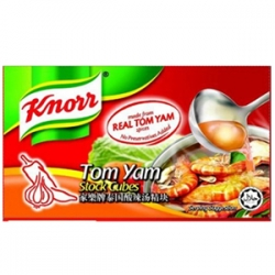 Knorr Seasoning Cubes Tom Yum 24g