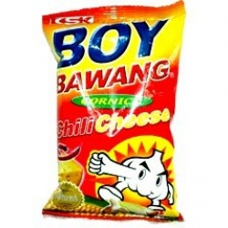 Boy Bawang Cornick chilli cheese 100g