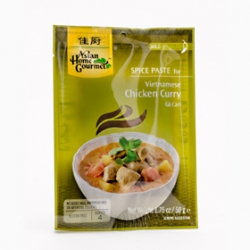 Asian Home Gourmet Vietnamese Chicken Curry 50g