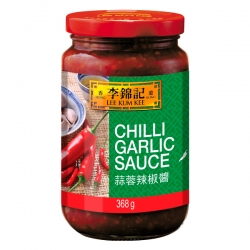 L K K Chilli Sauce with extra Garlic 368g