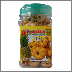 Chang Biscuits with Pineapple Jam 225g