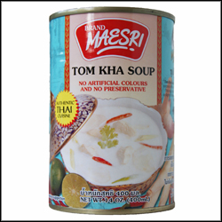 Maesri Curry Soup Tom Ka 400g